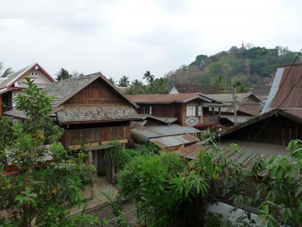 Nord Laos - Luang Prabang : Quartier historique
