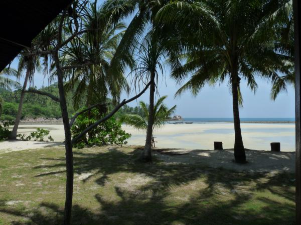 Thaïlande - Koh Phangan : Baie de Chaloklum