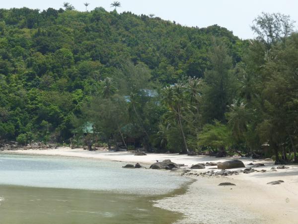 Thaïlande - Koh Phangan : Baie de Had Mae Had