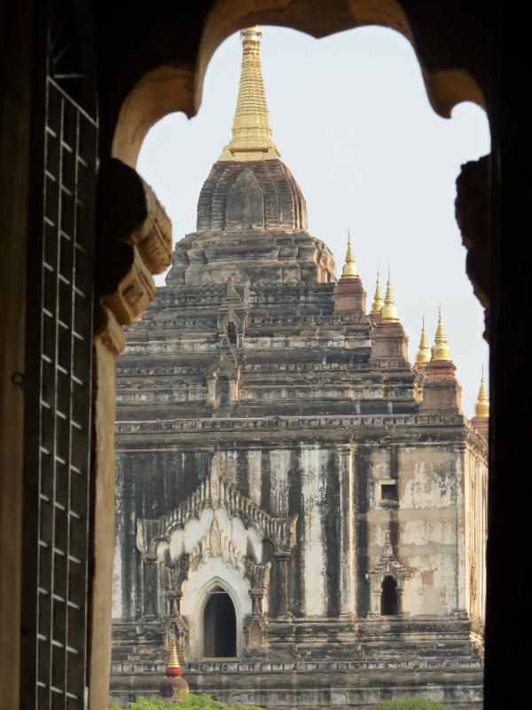 Birmanie - Bagan : Le Thatbyinnyu