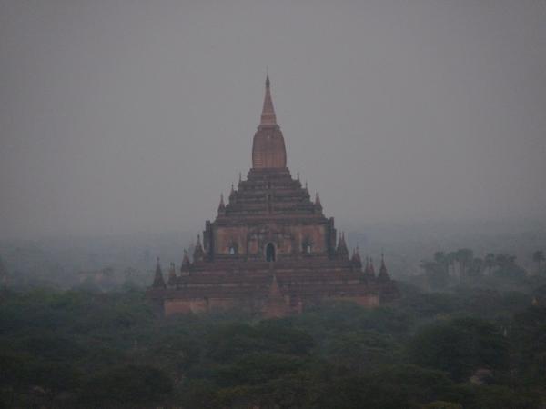 Birmanie - Bagan : Le Temple d'Htilominlo