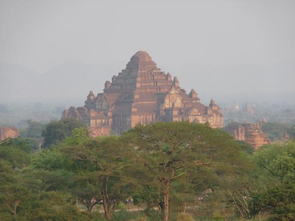 Birmanie - Bagan : Le Dhammayangyi