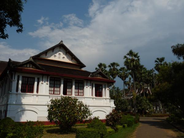 Nord Laos - Luang Prabang : Le palais royal