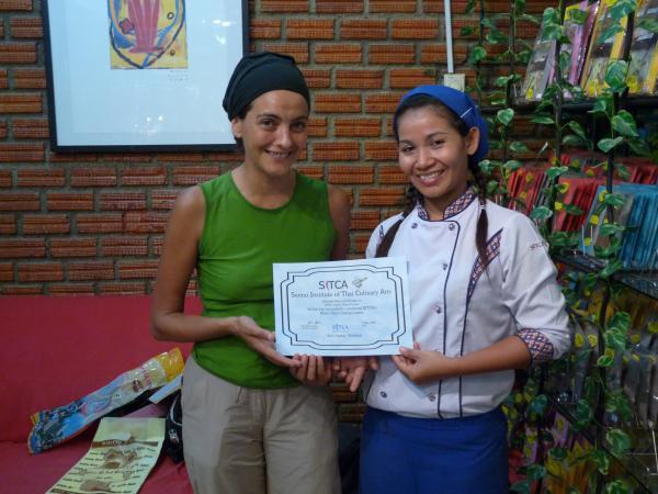 Thaïlande - Koh Samui : Cours de cuisine