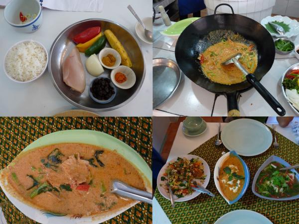 Thaïlande - Koh Samui : Miam miam